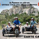 CARTE CADEAU LA BELLE ECHAPPEE